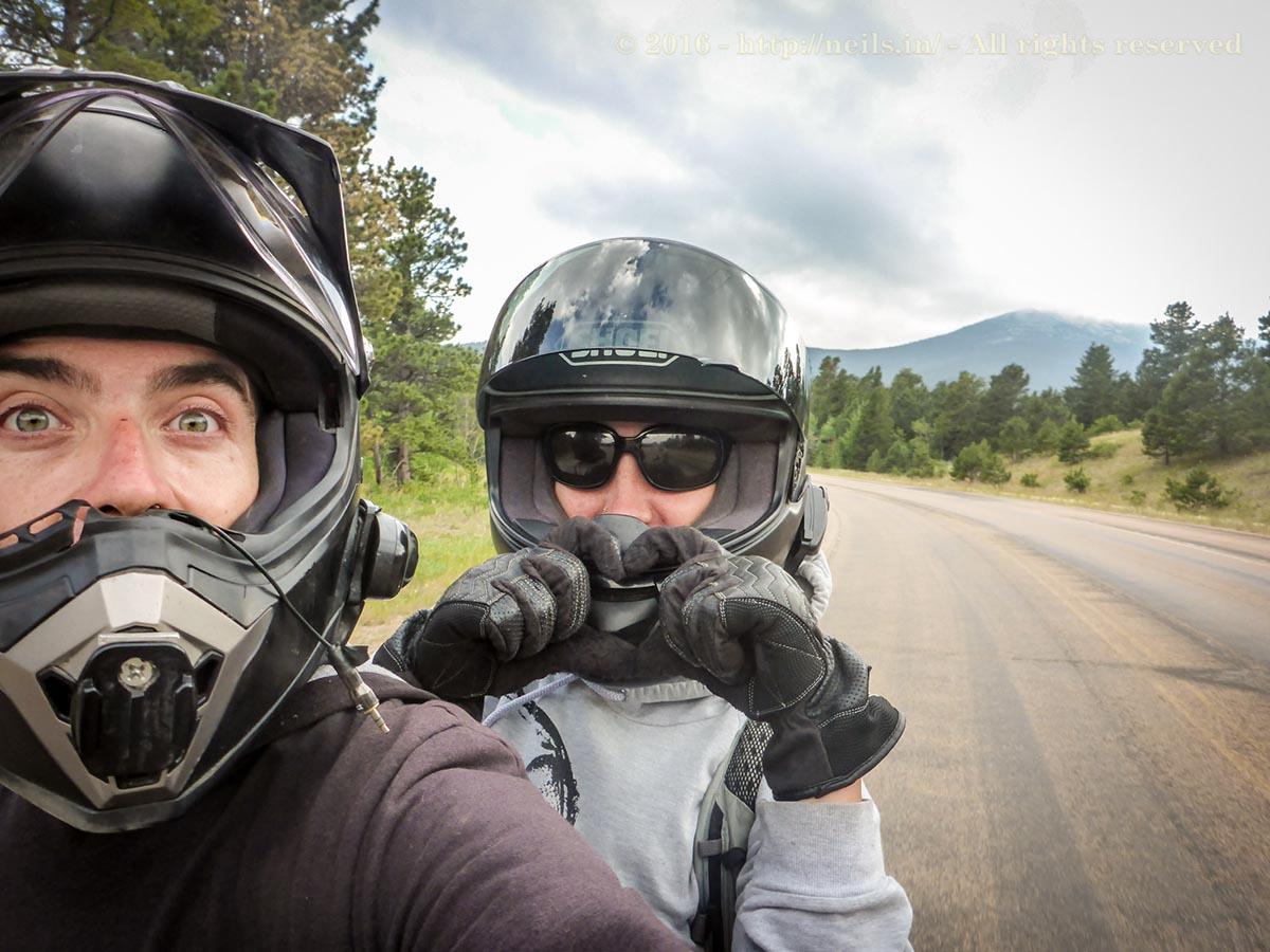 Boulder onto Moab