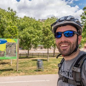 Starting point of the Ruta del Carrilet