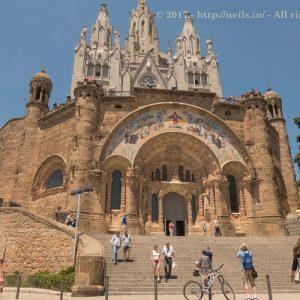 Monastery of Tibidabo